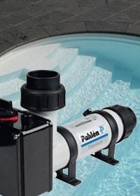 Zwembadverwarming alle soorten verwarming op een rijtje for Warmtewisselaar zwembad