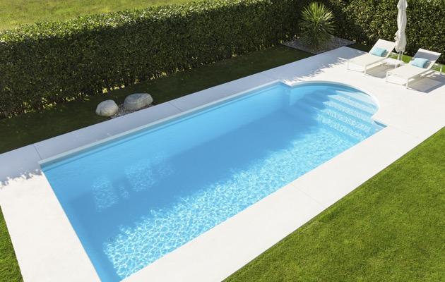 Polyester zwembad online info voorbeelden prijs advies for Zwembaden in tuin