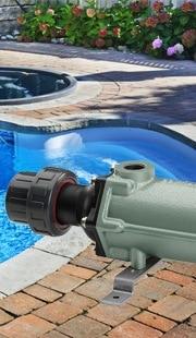 Warmtewisselaar zwembad