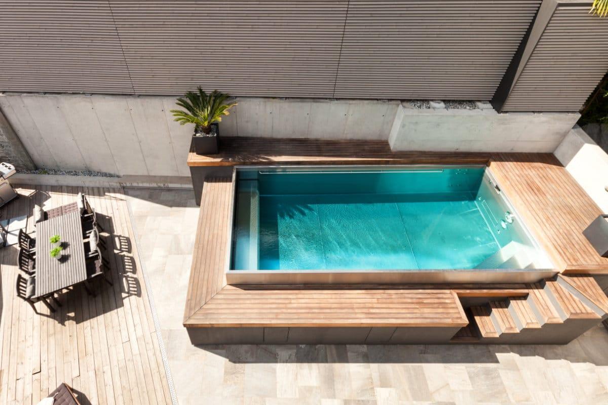 afmetingen zwembad