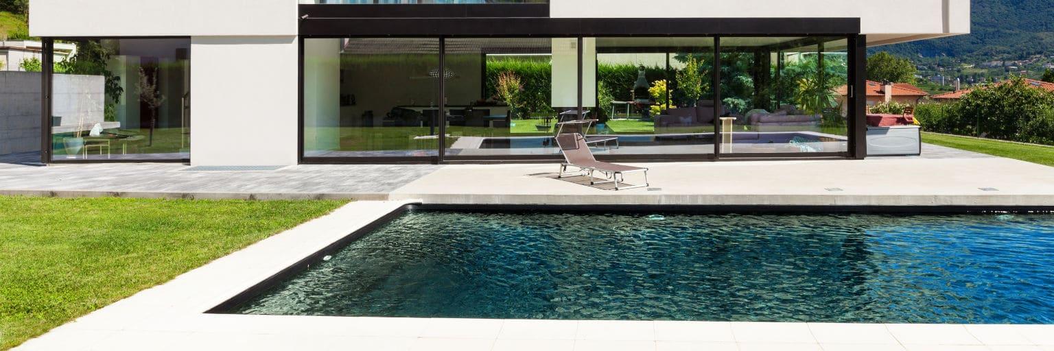 hybride zwembad zonder chloor
