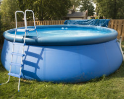 kunststof opbouwzwembad