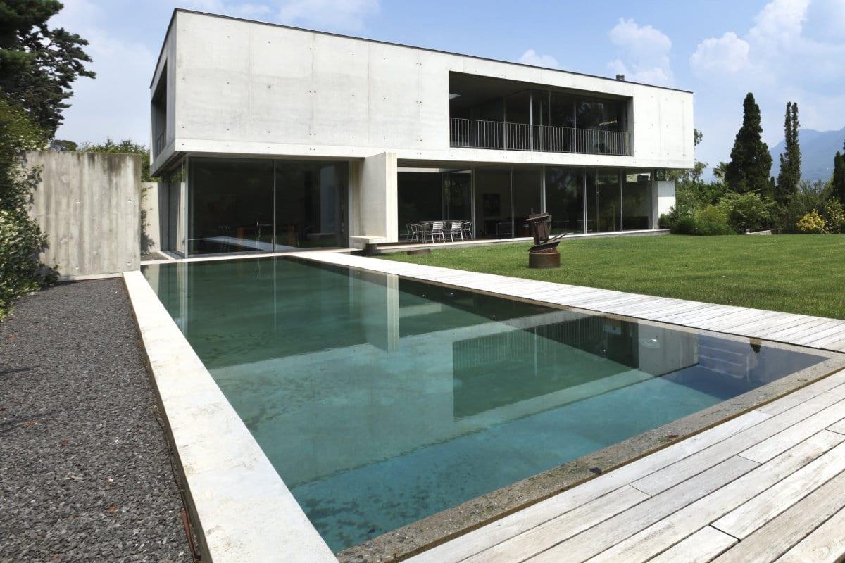 luxe overloopzwembad