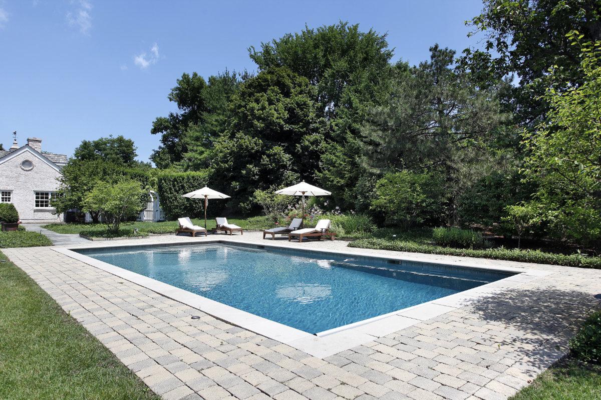 luxe zwembad kopen