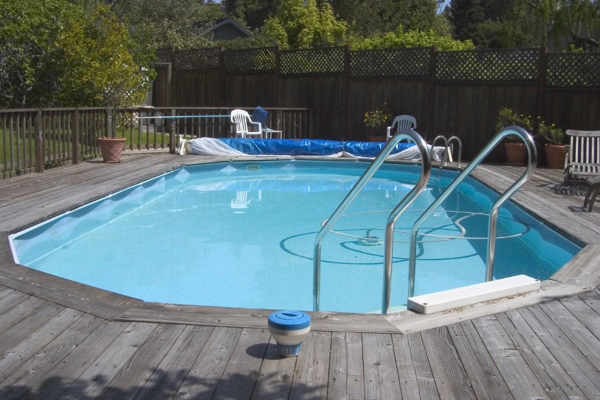 onderhoud inbouw zwembad