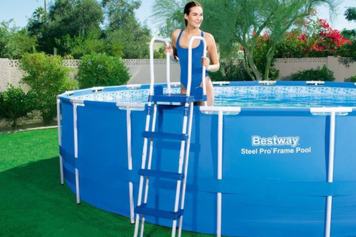 opzetzwembad Bestway