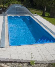 prefab zwembad